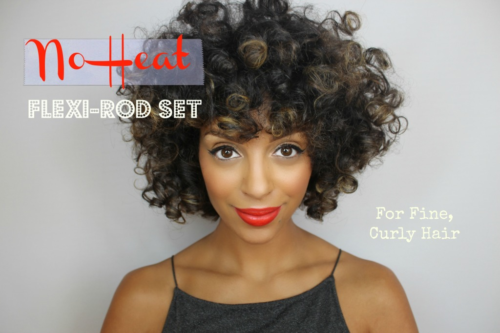 No Heat Flexi Rod Set