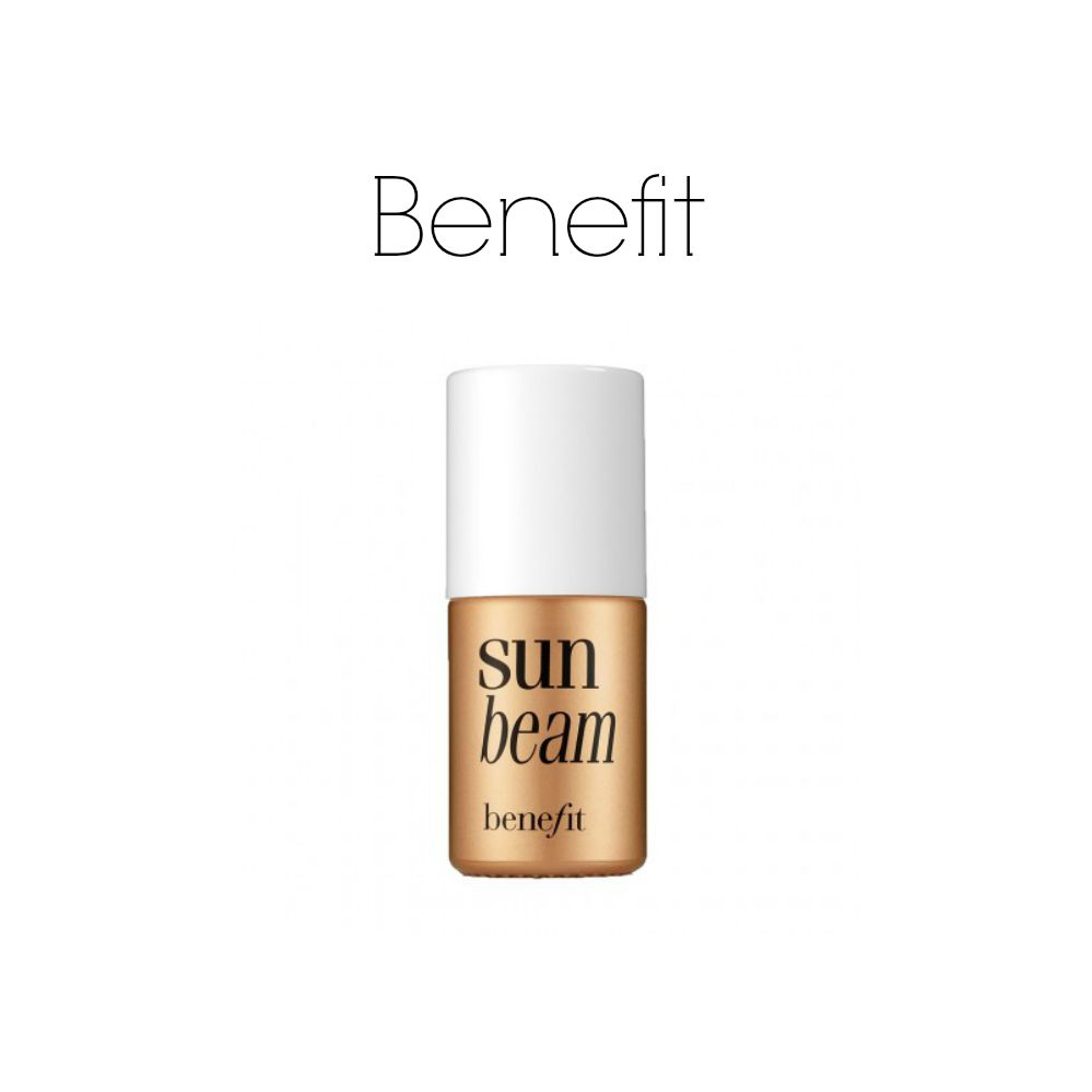 Benefit Cosmetics Sun Beam - Golden bronze liquid highlighter