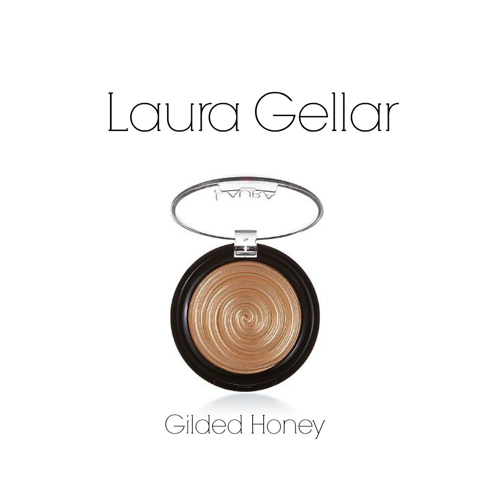 Laura Gellers Gilded Honey - Baked illuminator with a gold finish ($26)