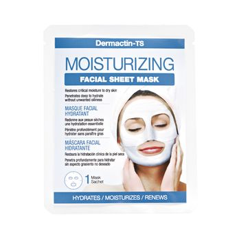 Dermactin-TS Facial Sheet Mask ($2.50)